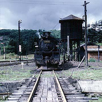 train2 名寄本線・9600形