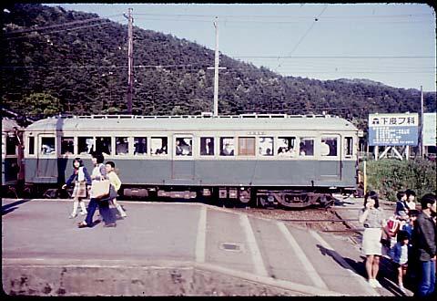 train21 京福電気鉄道